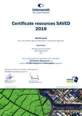 MEYRA Certificate resources SAVED 2018