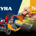 Alu Rehab ApS und MEYRA GmbH kooperieren ab 2020